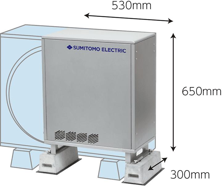 蓄電池POWERDEPO3